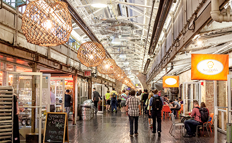 Chelsea Market everything you need to know about chelsea, nyc — high line