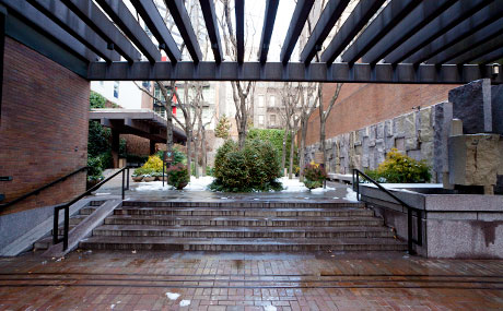 Quiet Spaces In New York City For Relaxing Renewing And
