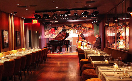 New York City Restaurants With Live Music