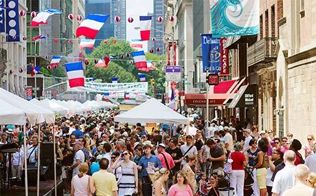 Top summer events in new york city bastille day night for Things to do in new york in one day