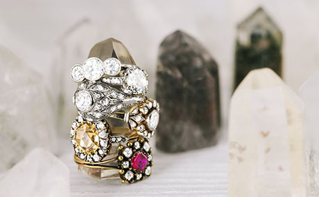 Where to Shop for Jewelry in NYC – Erica Weiner, Verameat