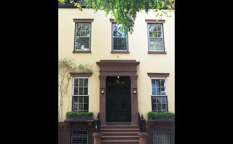 Truman Capote lived here