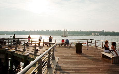 NYC Piers Without Peer