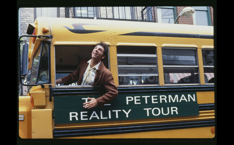 Peterman Reality Tour