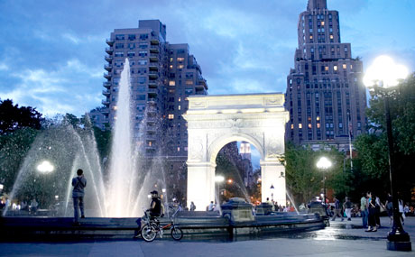 Things to do in washington square park manhattan for Things to do in manhattan today