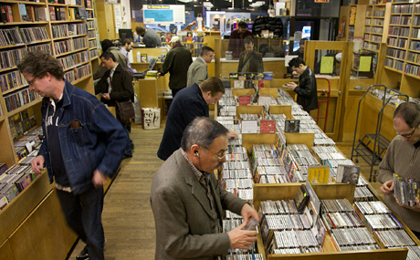 best independent record stores in new york city. Black Bedroom Furniture Sets. Home Design Ideas