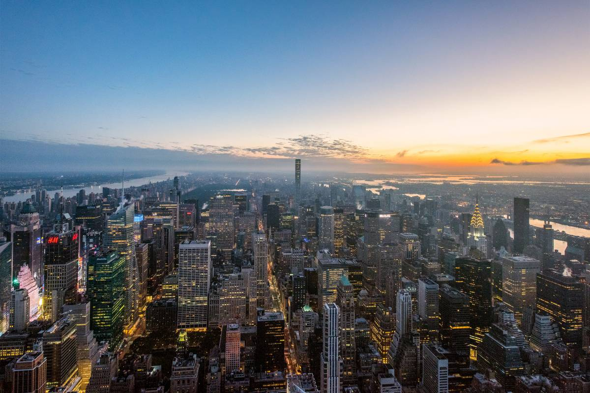 12 Things You Must Do In New York City The Official