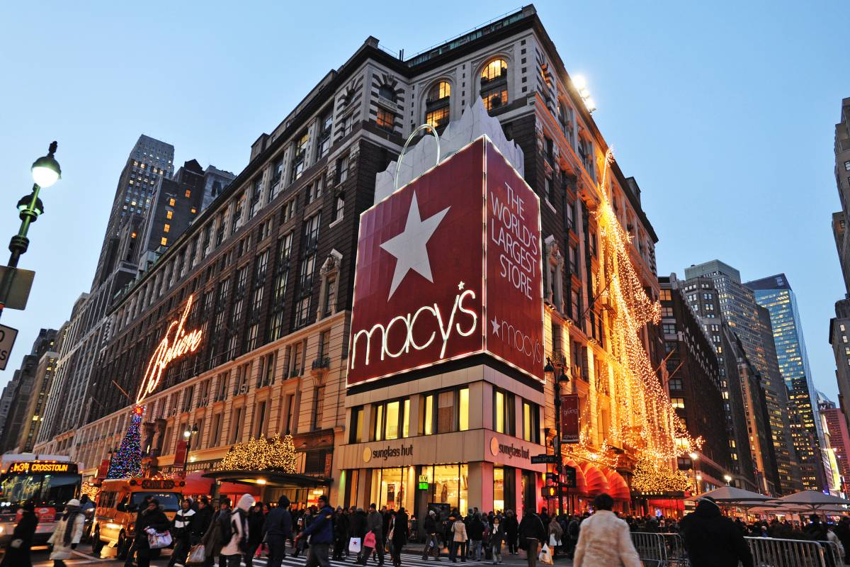 Guide To Macys Herald Square
