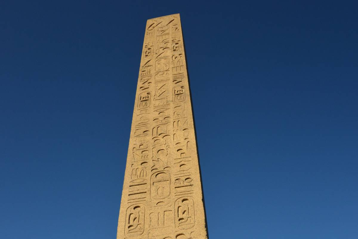 Cleopatra s needle how did it get there the official guide to new york city - Credot ilot centraal ...
