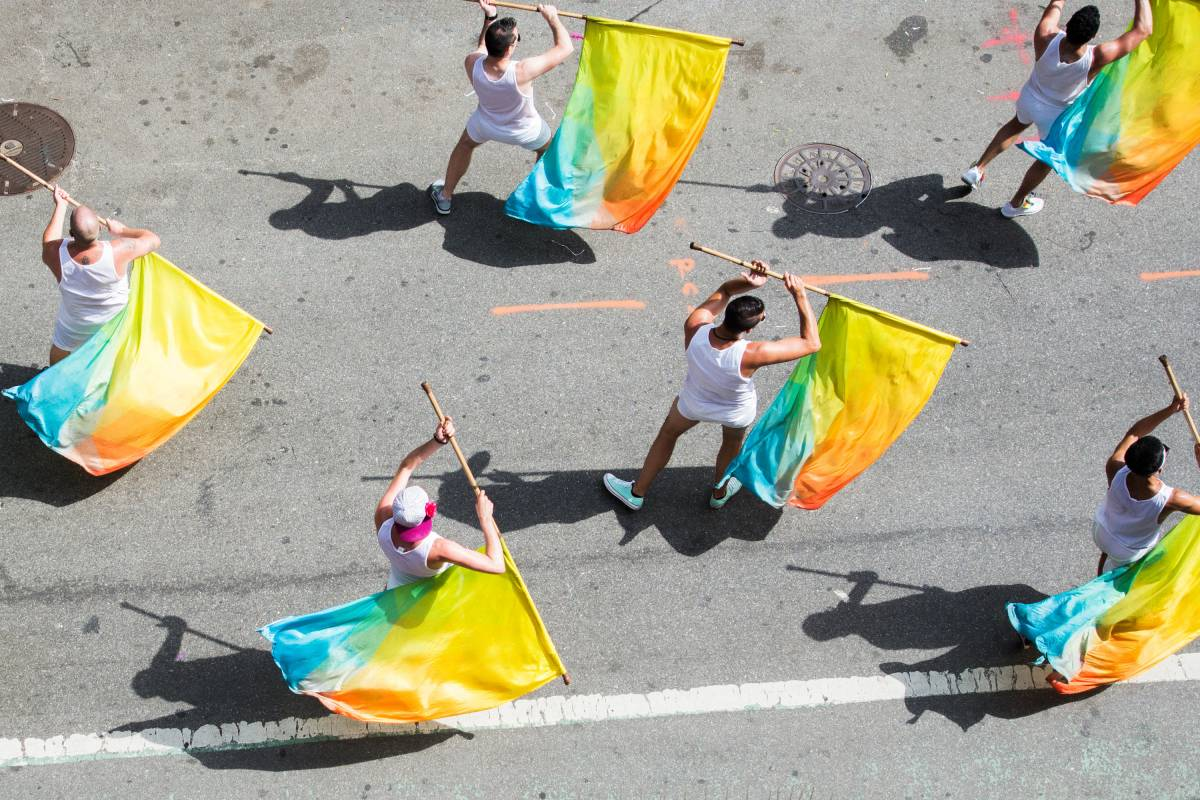 5bdb3fd881 Guide to NYC Pride for LGBTQ+ allies