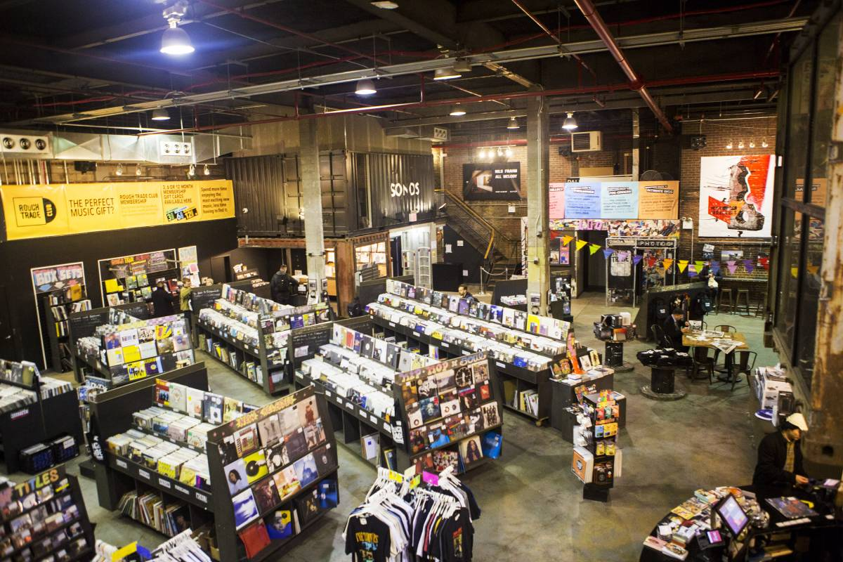Rough Trade NYC Record Shopping Guide
