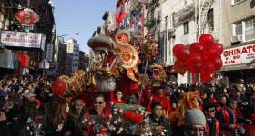 Lunar New Year in NYC – Parades, Firecracker Ceremony, Chinatown