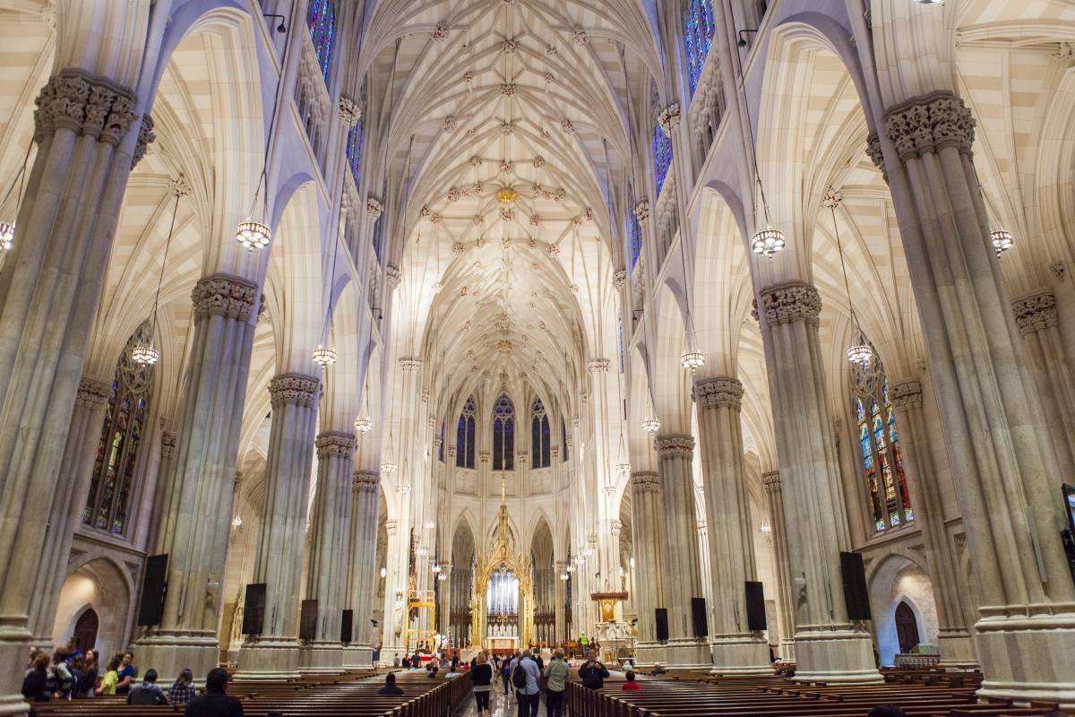 Guide To Nyc Churches