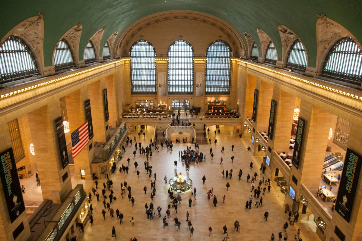 Visit Grand Central Terminal