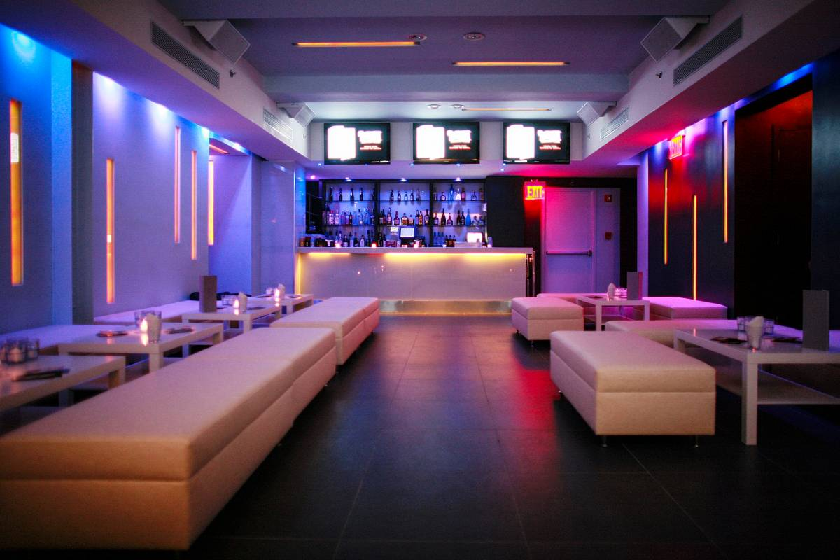 Karaoke in new york city soho astoria williamsburg and more for Karaoke room design ideas