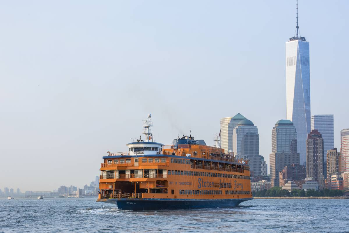 What Is The Staten Island Ferry