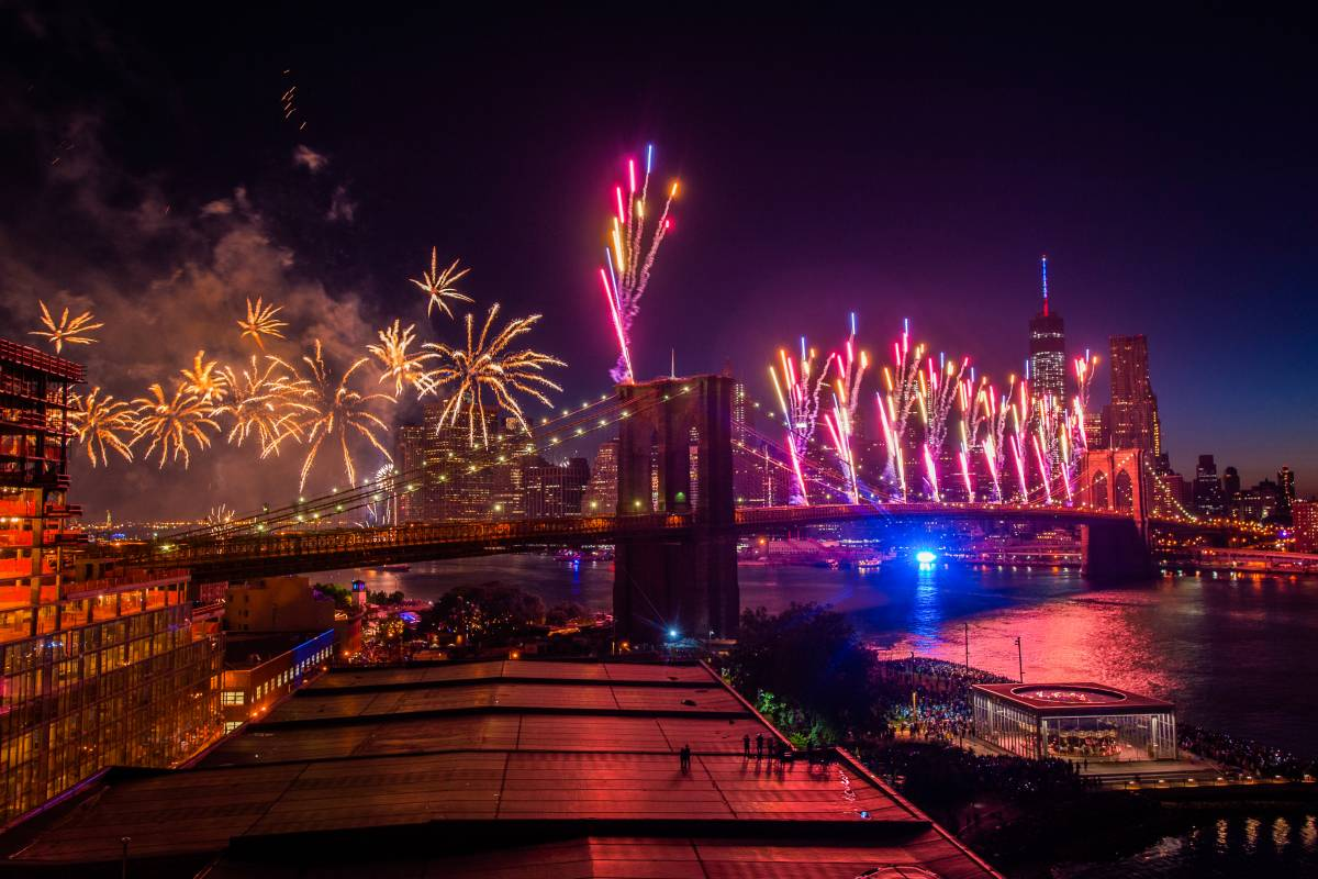 Top summer events in new york city bastille day night for Events going on in new york city
