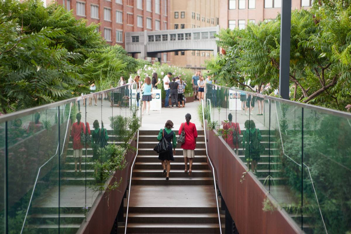 Everything You Need To Know About Chelsea Nyc High Line