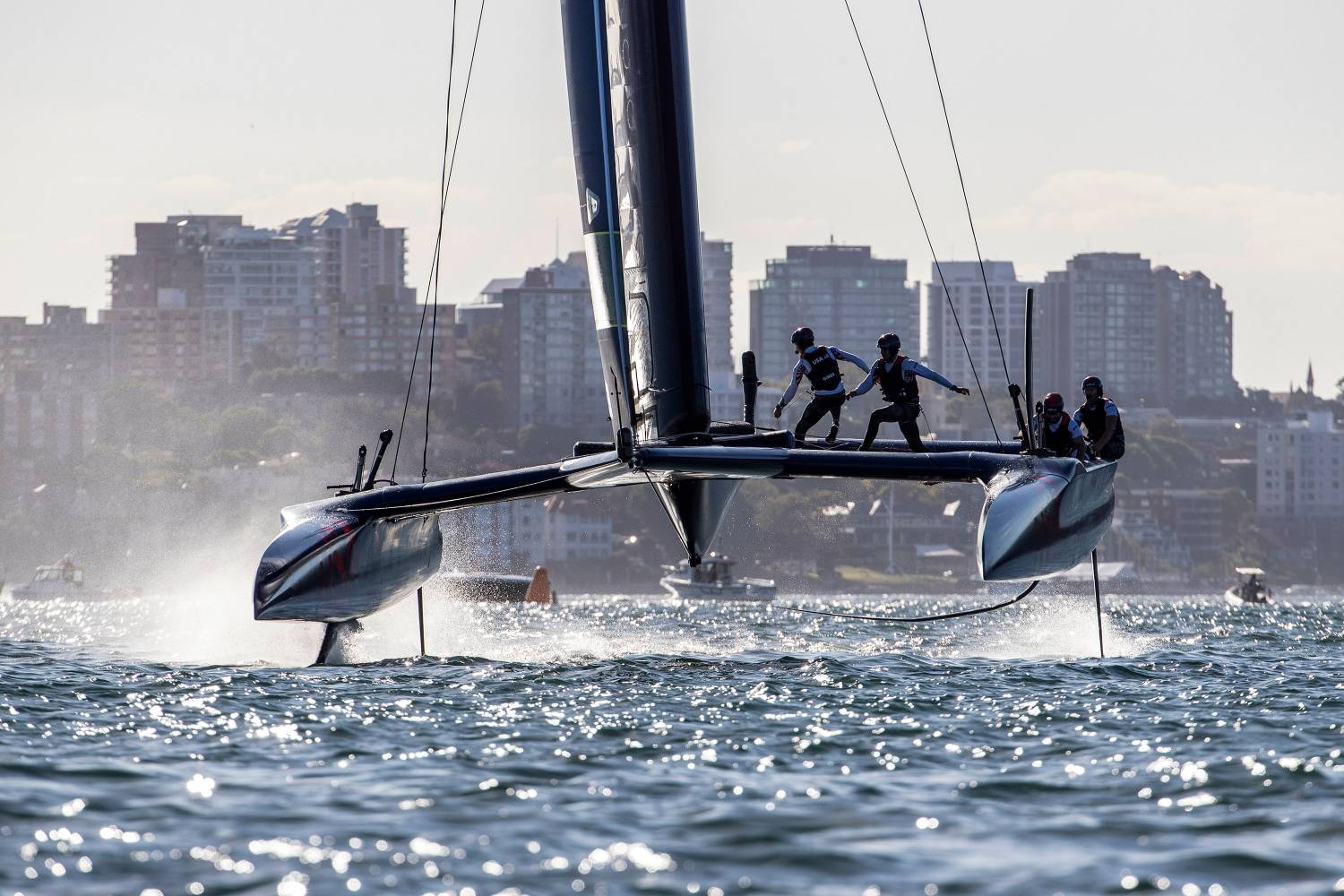 Sail GP | The Official Guide to New York City