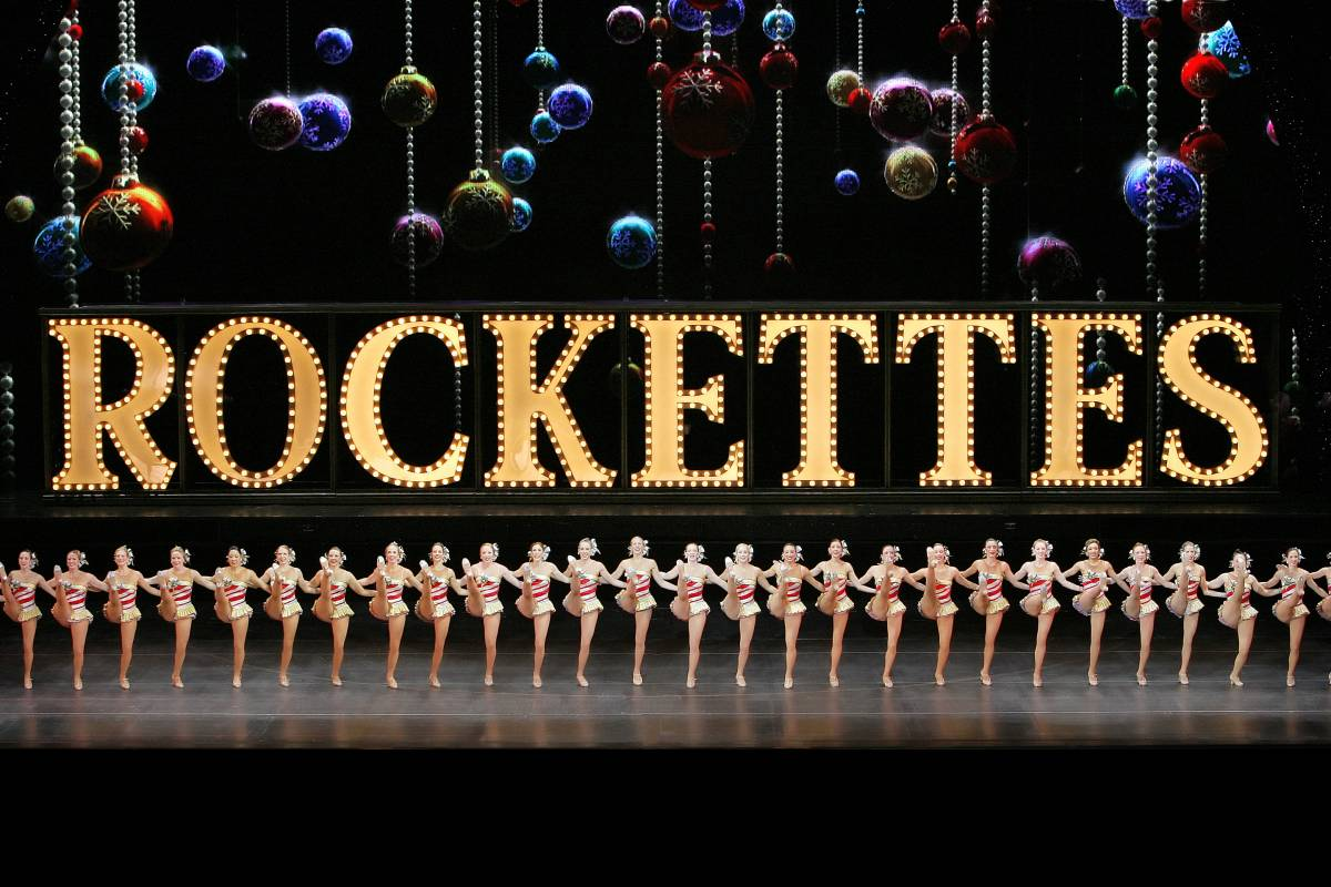Christmas Spectacular Starring the Radio City Rockettes | The ...