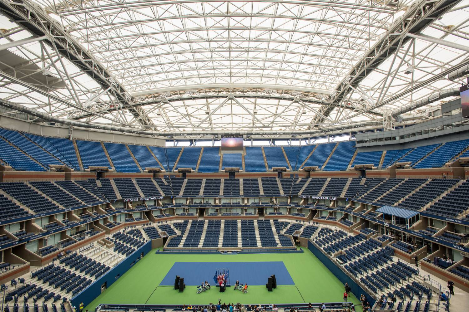 US Open Tennis Championships The Official Guide to New York City