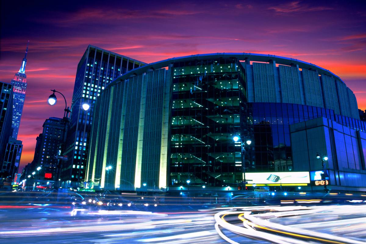 Hotels near madison square garden - Madison square garden event schedule ...