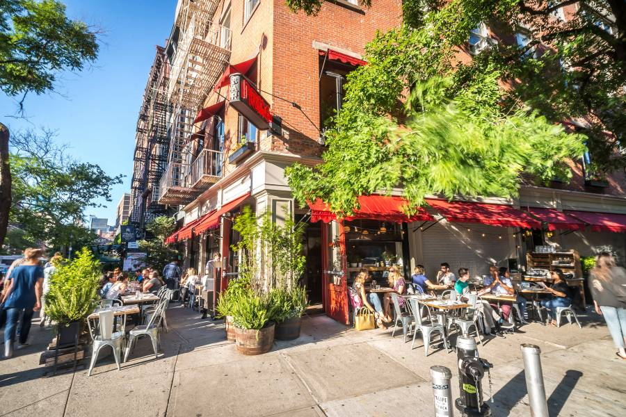 Outdoor Dining For Nyc Restaurant Week