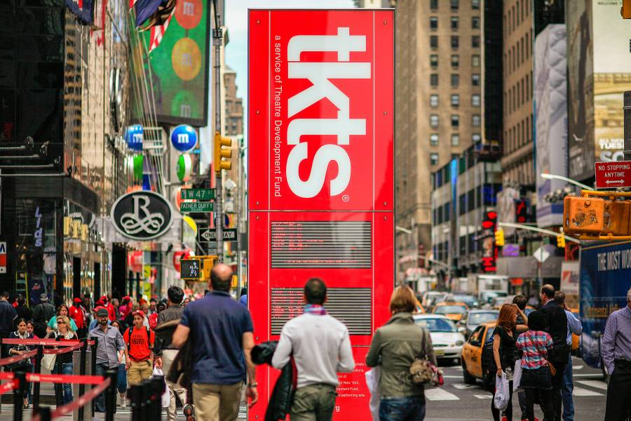 NYC Theater 101: Guide to the Theater District