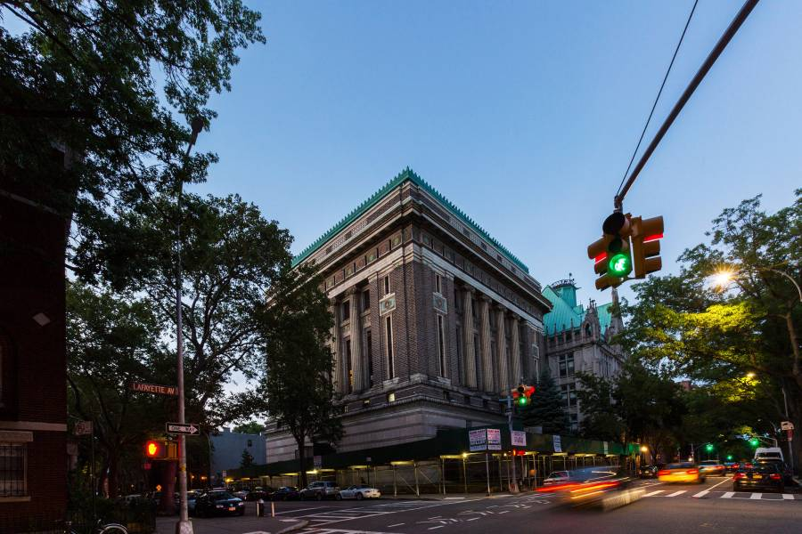 Brooklyn Masonic Temple nyc