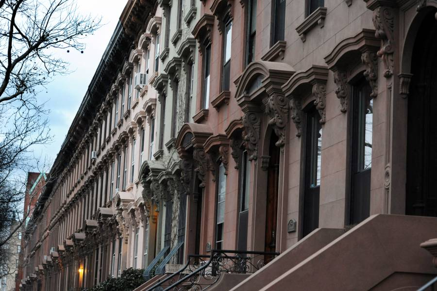 Fort Greene Brownstones