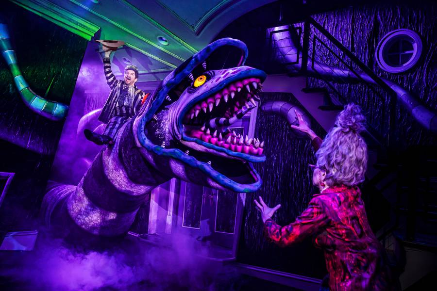 How The Beetlejuice Broadway Musical Is Different From The Movie