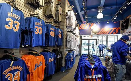 e51763d411d NBA, NHL, MLB, and MLS Merchandise and Memorabilia in NYC – Sports ...