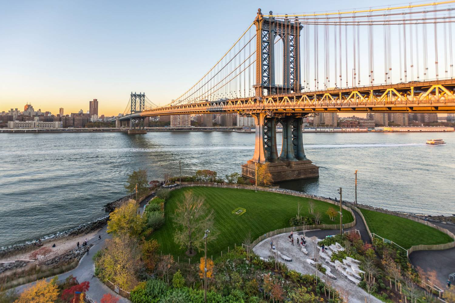 Photos of NYC Bridges – Brooklyn Bridge, George Washington ...
