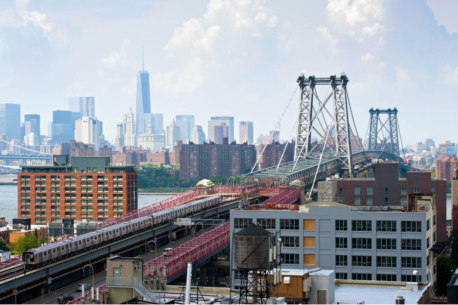 Hotels Near Williamsburg Bridge Brooklyn
