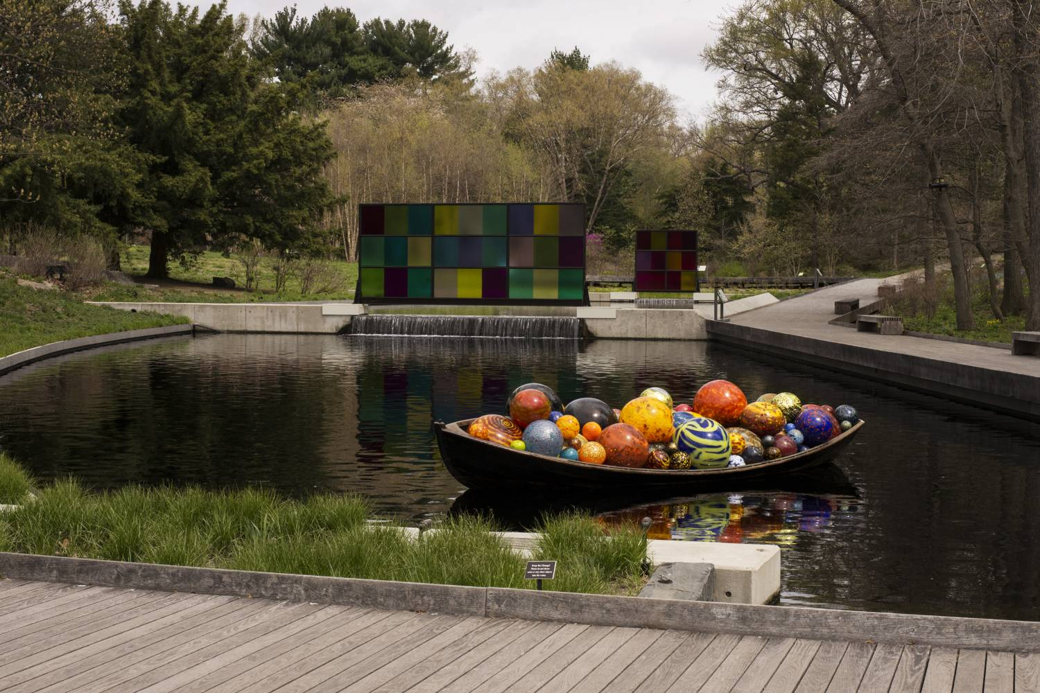 Dale Chihuly at the New York Botanical Garden | Attractions