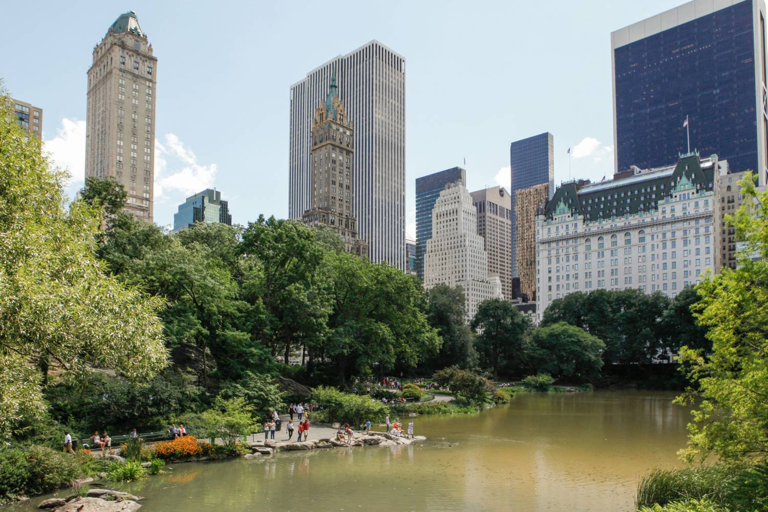Hotels near Central Park in New York City   Reservations
