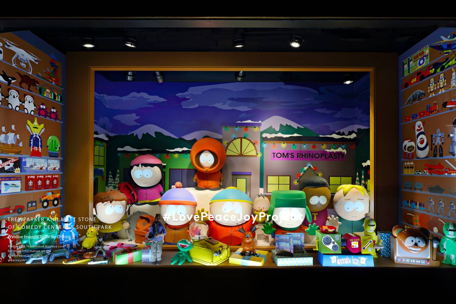 NYC Holiday Window Displays You Have to See | The Official Guide to ...