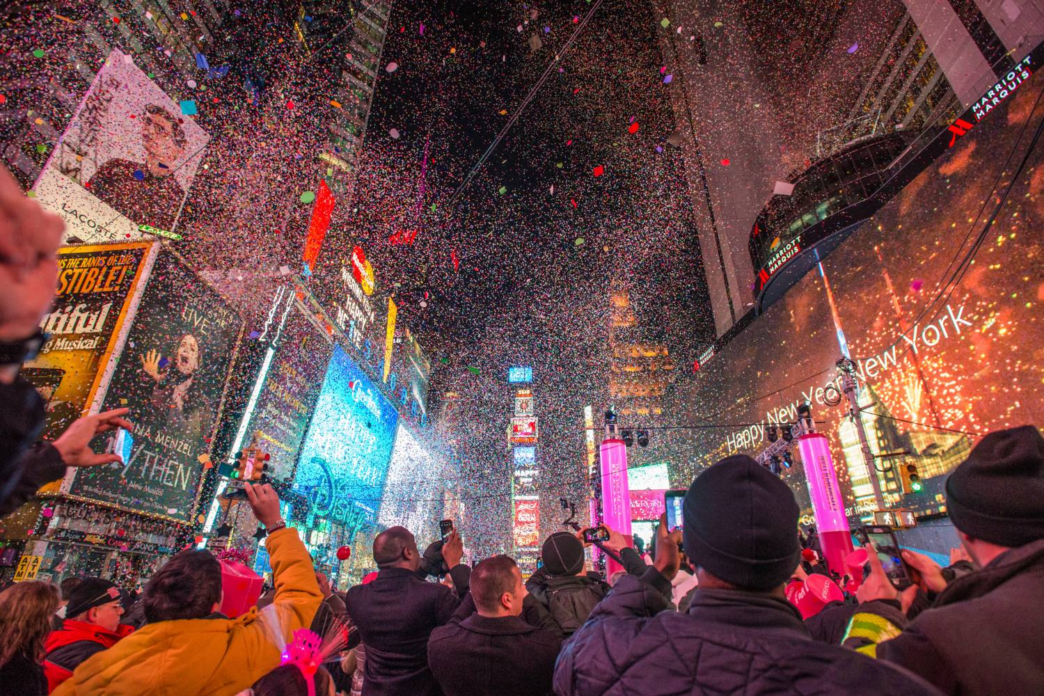 Spend New Years Eve In Nyc