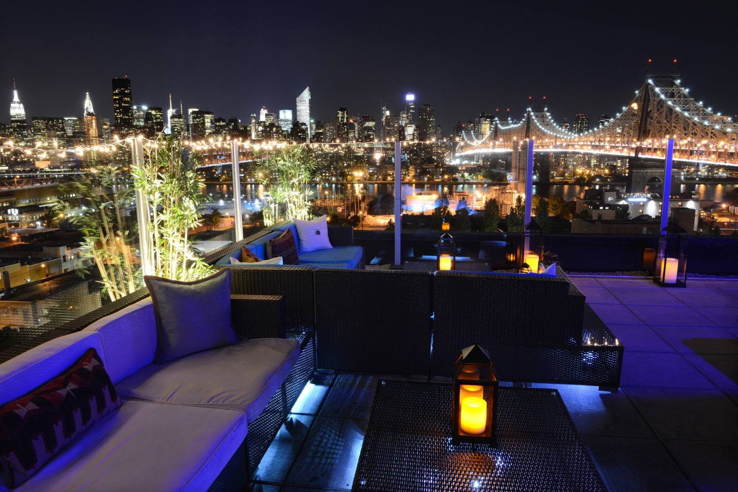 Rooftop hotels nyc best rooftops in new york city for Top boutique hotels in nyc
