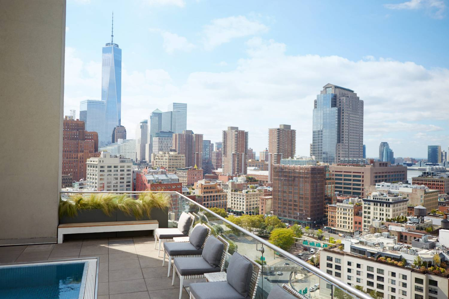 Nyc hotels rooms with a view for New york hotels