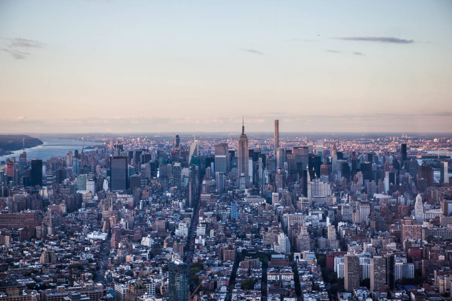 Photos Of Nyc Observation Decks Top Of The Rock One