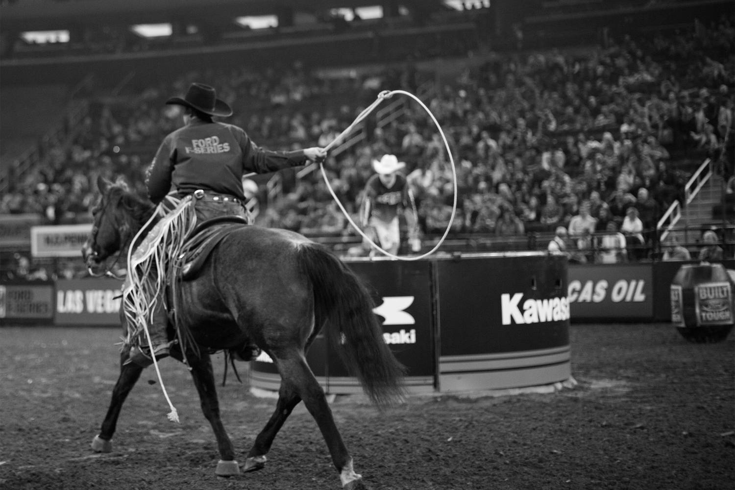 Up Close With Pro Bull Riders At Madison Square Garden