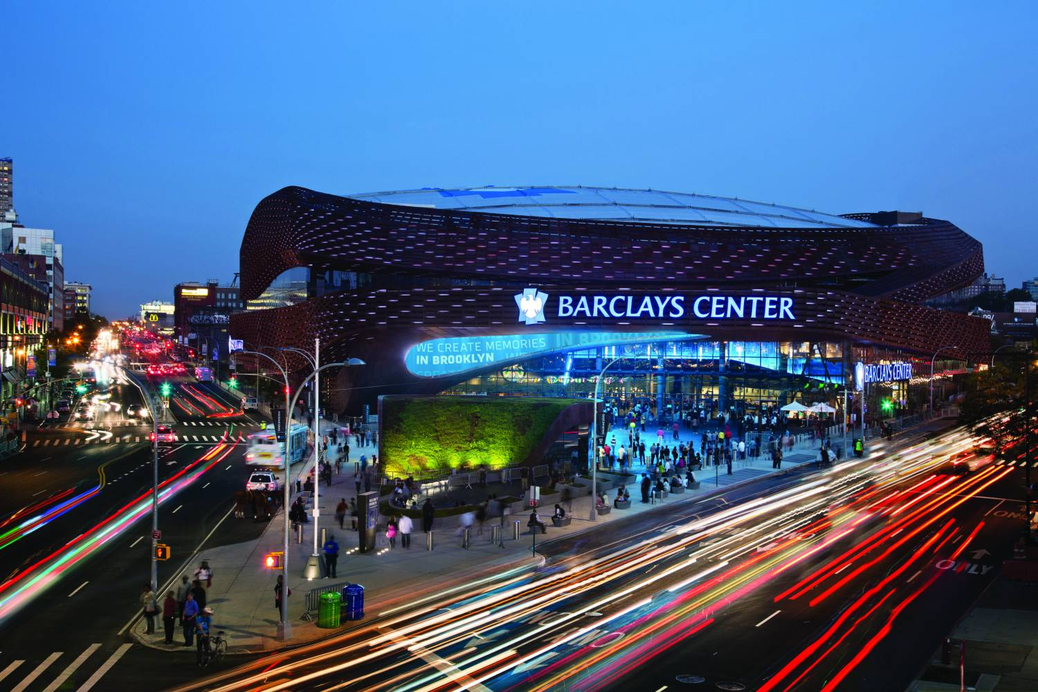 Barclays Center Hotels