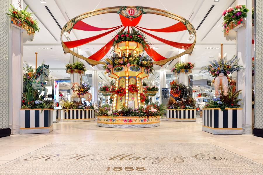 Macy's, Flower Show, Flower Show, 2017 Macy's, Things to Do, Events