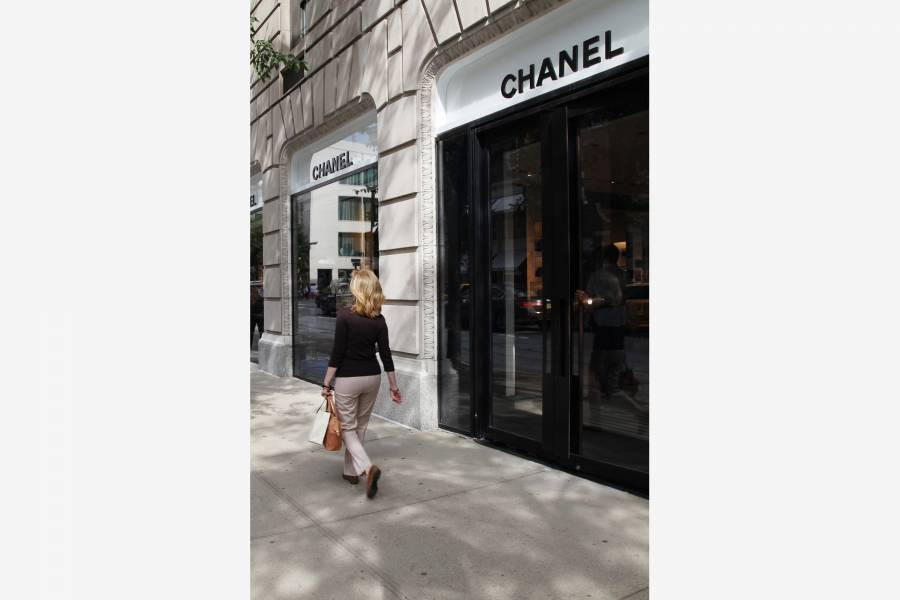 New York Luxury Shopping Chanel Prada Saint Laurent And More
