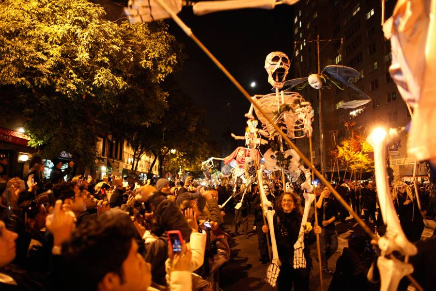 Guide to the Village Halloween Parade – Halloween in NYC