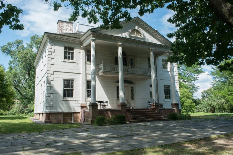 Haunted new york for 65 jumel terrace new york