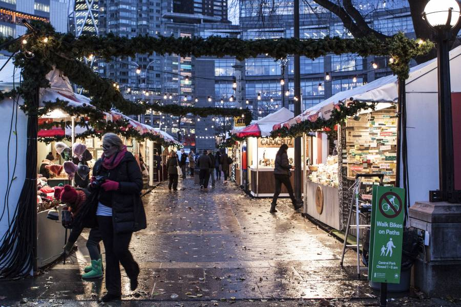 Best Holiday Markets In New York City Nycgo