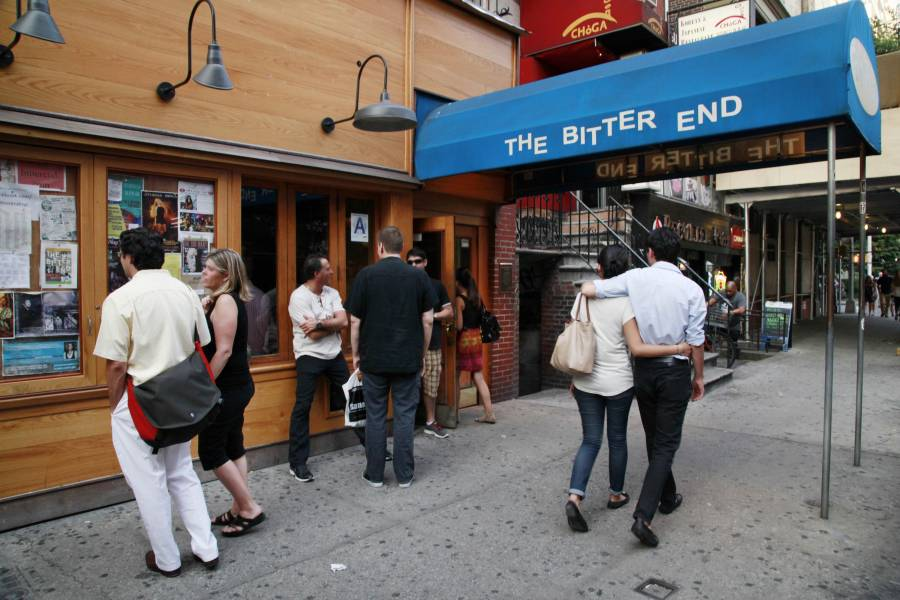 The bitter end, exterior