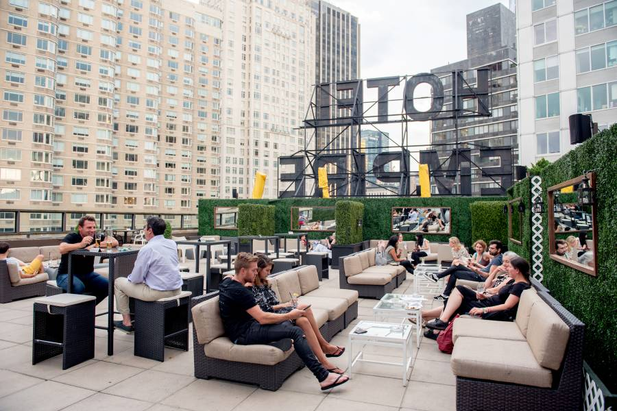 Empire Rooftop nyc